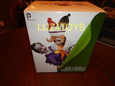 DC Comics Joker & Harley Quinn Bombshell Statue 2nd Edition limited 2500