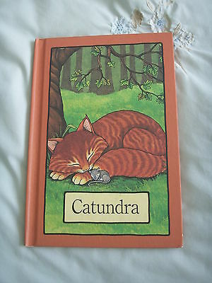 PRELOVED Serendipity Read Aloud Book 1978 Catundra Fat cat pal helps get her fit