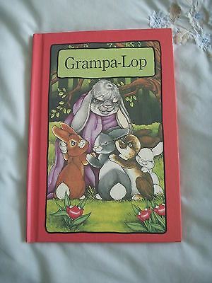 PRELOVED Serendipity Read Aloud Book 1981 Grampa Lop Bunnies grow to respect him