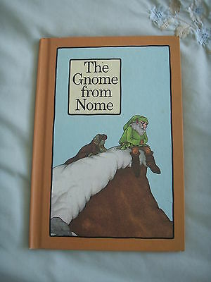PRELOVED Serendipity Read Aloud Book 1974 The Gnome from Nome Good condion.