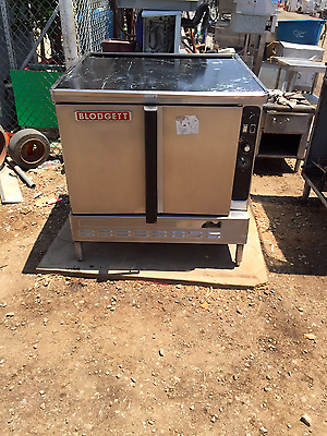 Blodget Natural Gas Convection Oven