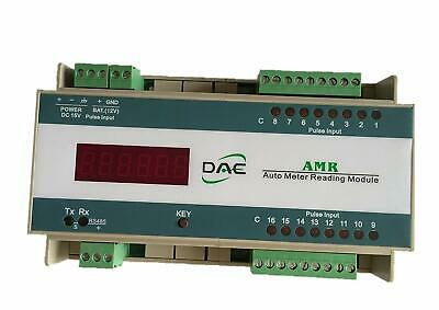 DAE AMR Auto Meter Reading Module, RS485, for 16 water meters