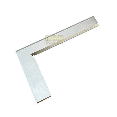 Hardened Steel  6'' x 4'' Precision  Bevel Edge Square