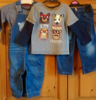 2x boys outfits from George 12-18 months
