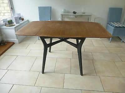 G Plan drop leaf table E Gomme 1950's dining