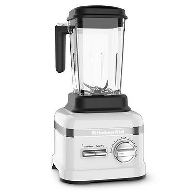 KitchenAid Pro Line Very Powerful 3.5 HP Blender Frosted Pearl White RKSB7068FP