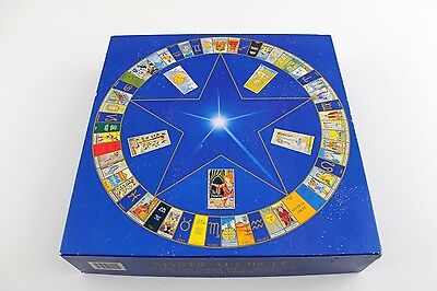 Mystical Circle Board Game Tarot Cards 1996 Complete