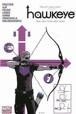 Hawkeye Vol. 1 by Matt Fraction (2013, Hardcover)