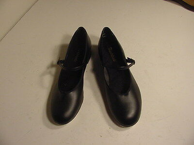 Women's Tap Shoes - Theatricals - Size 9.5 M - NEW - Black Mary Jane Style