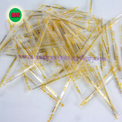 HanYi  Disposable Single Acupuncture Spring Handle Needles with no Tube 100~1000