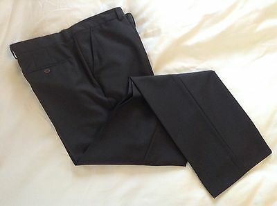 Vintage Paul Smith Wool/Mohair Trousers Brown W36/L34 Mod/Ivy/Retro Never Worn