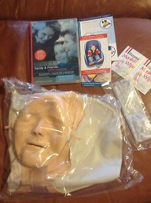 Family And Friends CPR ANYTIME. LEARNING MANIKIN KIT Light Skin