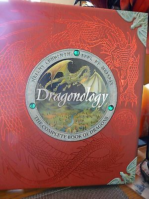 Dragonology The Complete Book of Dragons - Ernest Drake