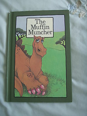 PRELOVED Serendipity Read Aloud Book 1974 The Muffin Muncher earns his scone