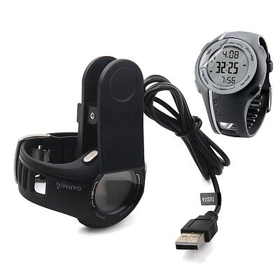 Garmin Forerunner 110 210 Approach S1 Replacement Dock Clip Charger TUSITA New