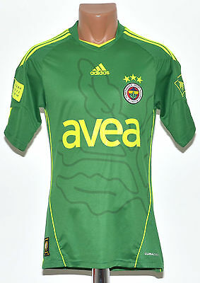 Fenerbahce Turkey 2010/2011 Third Football Shirt Jersey Trikot Adidas