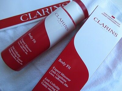 CLARINS Body Fit Expert Minceur Anti-Capitons 200 ml