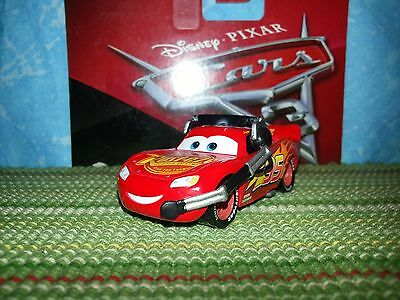 Disney Pixar Cars 3: Crew Chief McQueen with Headset (Loose NEW) Cruz's Chief