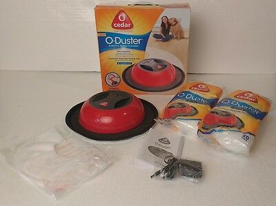 o-cedar o-duster robotic floor cleaner cleaning household supplies
