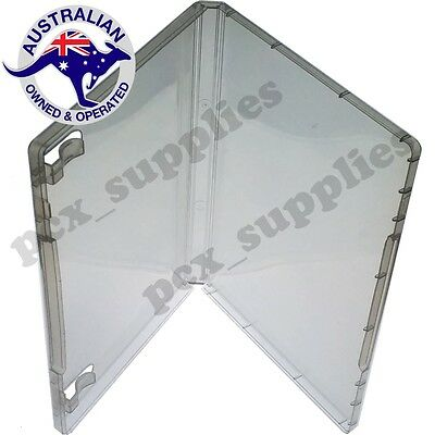 Super Clear Plastic DVD Stamp Storage Poly Case