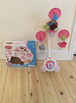 Tiny Love Soothe 'n Groove Tiny Princess Mobile With Music Box, Excellent Cond.