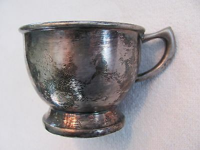 Vintage Grand Silver Co. Silver Cup.