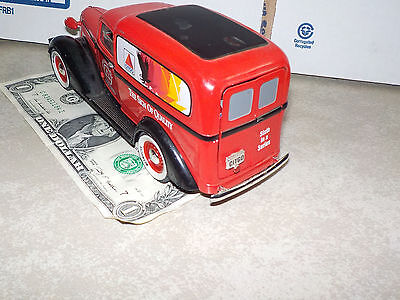 Car Coin Bank  New with Key