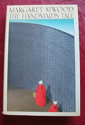 The Handmaid's Tale by Margaret Atwood (1986, Hardcover) First Edition