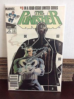 The Punisher #3 Vf (1985) First Series