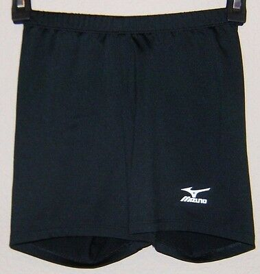 Mizuno Shorts. Youth Small. Black in Color. Youth Shorts.