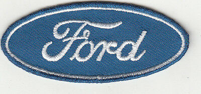 Ford Oval Small Embroidered Patch