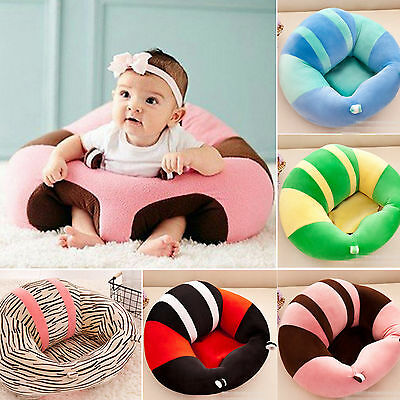 1PC Baby Sofa Seat Legs Feeding Chair Children Kids Sleeping Bed Puff Plush Toy
