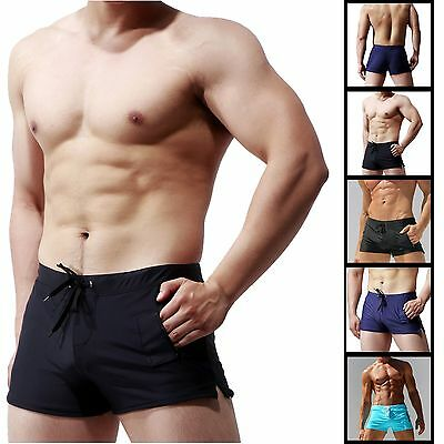 Mens Swimming Board Shorts Swim Shorts Trunks Swimwear Beach Summer Boys M-XXL
