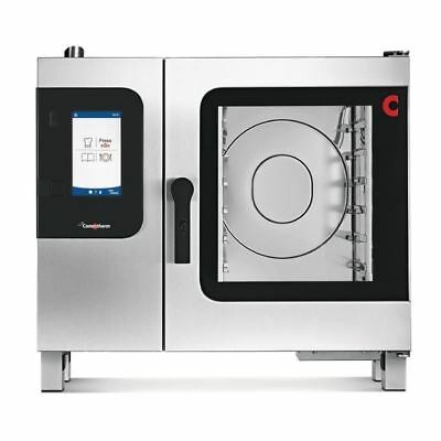 Convotherm 4 Seven Tray Oven Direct Steam easyTouch Disappearing Door Function