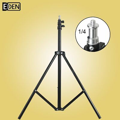 """2m/79"""" Light Stand With 1/4 Screw Head Load 5KG For Lighting Studio Softbox"""