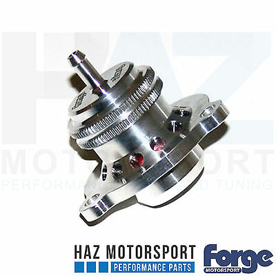 Forge Motorsport Blow Off Dump Valve Ford Focus 2.3 MK3 RS Astra Corsa 1.4 Turbo