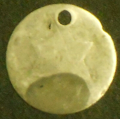 Dateless Silver Three Cent Piece. Free Shipping!!!!!!!!!!!!!!!!!