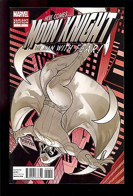 Moon Knight #7 Terry Dodson 1:50 Variant Vf/nm  Comic Kings