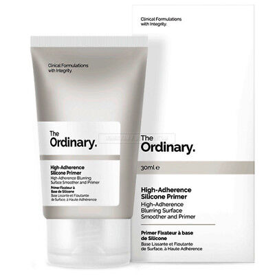 The Ordinary High Adherence Silicone Primer 30ml Blurring Surface Smoother