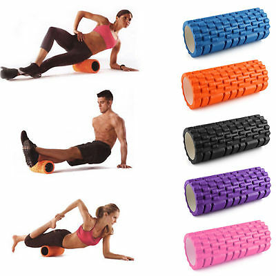 Yoga Foam Roller High Density Texture For Massage Workout Fitness Pilates Physio