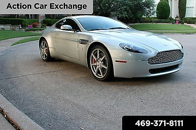 2007 Aston Martin Vantage Vantage 2007 Silver - Excellent Condition - High Performance - CONTACT FOR MORE INFO