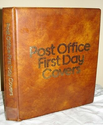 Post Office First Day Cover Album.
