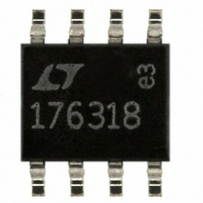 LT1763 (CS8) Variable Voltage Regulator