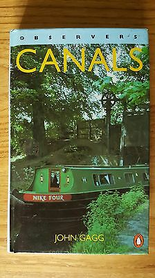 The Observer's Book of Canals by John Gagg