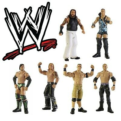 Figura Action WWE Superstar Wrestling Champions 17 cm Figure MATTEL Nuova NEW