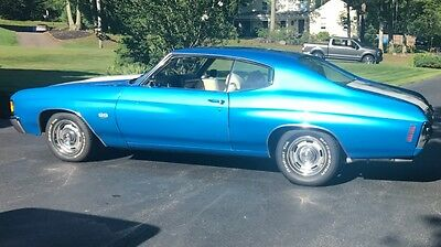 1972 Chevrolet Chevelle SS Chevelle ss pro touring