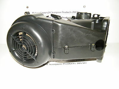 Scooter Cooling Fan Engine Shroud GY6 150cc Cooling Shroud Chinese Scooter Parts