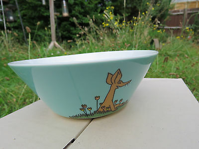 "Moomin Bowl ""Sniff"" Cereal Bowl"