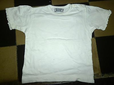 tee-shirt   fille taille 18 mois