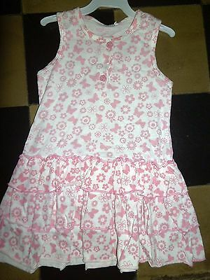 robe fille taille 18 mois